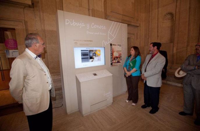 La Alhambra se une al Día de los Museos