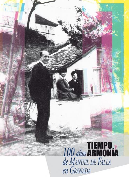 Exposición: Tiempo y Armonía. 100 años de Manuel de Falla