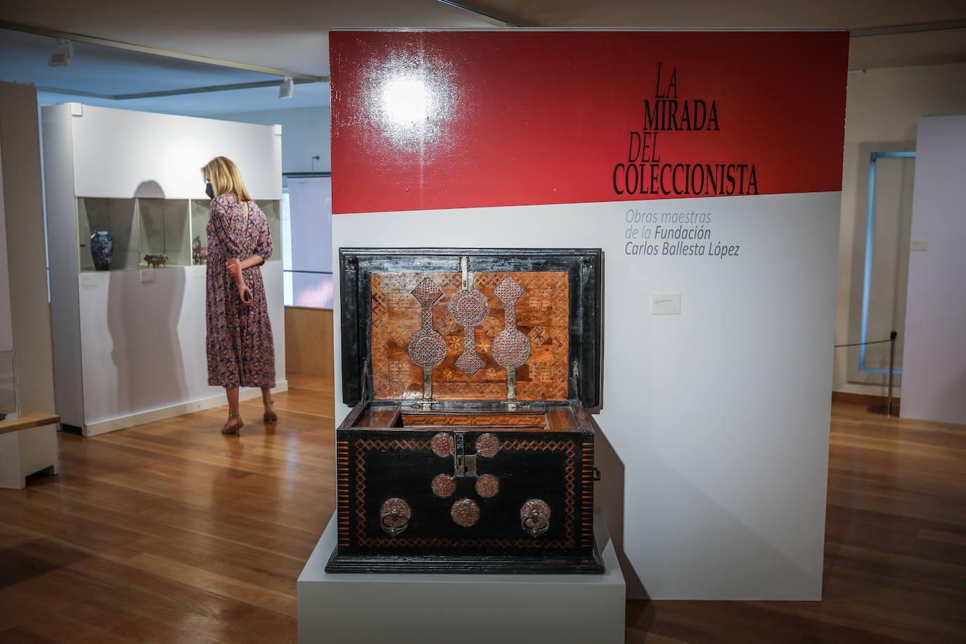 La Sala Zaida muestra joyas desconocidas de la colección de Carlos Ballesta