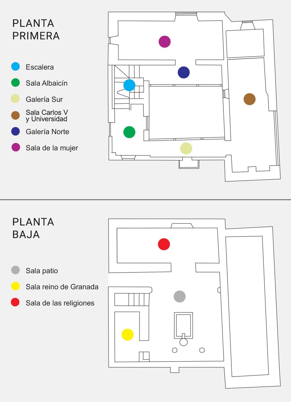 Plano del Carmen de Aben Humeya